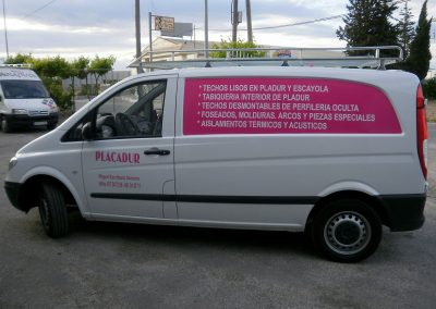 Rotulos plastisol vehiculos