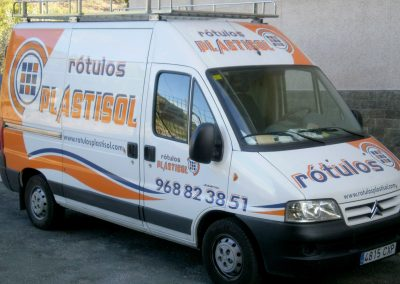 Rótulos Plastisol Murcia